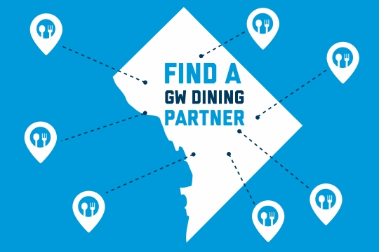 Find a GW Dining Partner