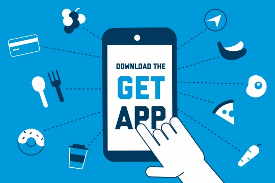 Download the GET App